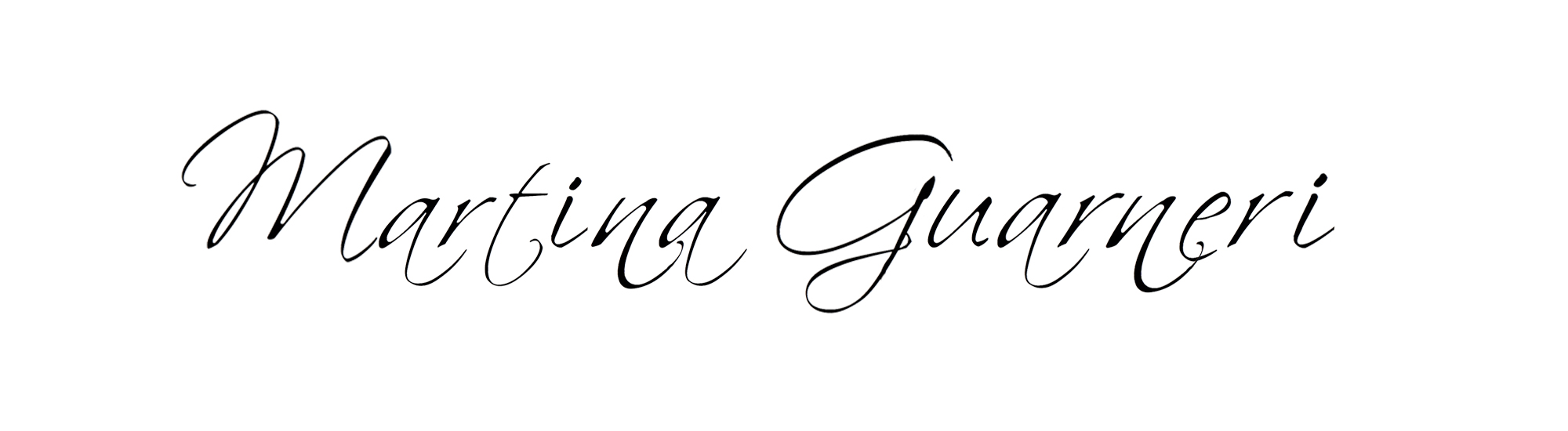 Martina Guarneri Logo