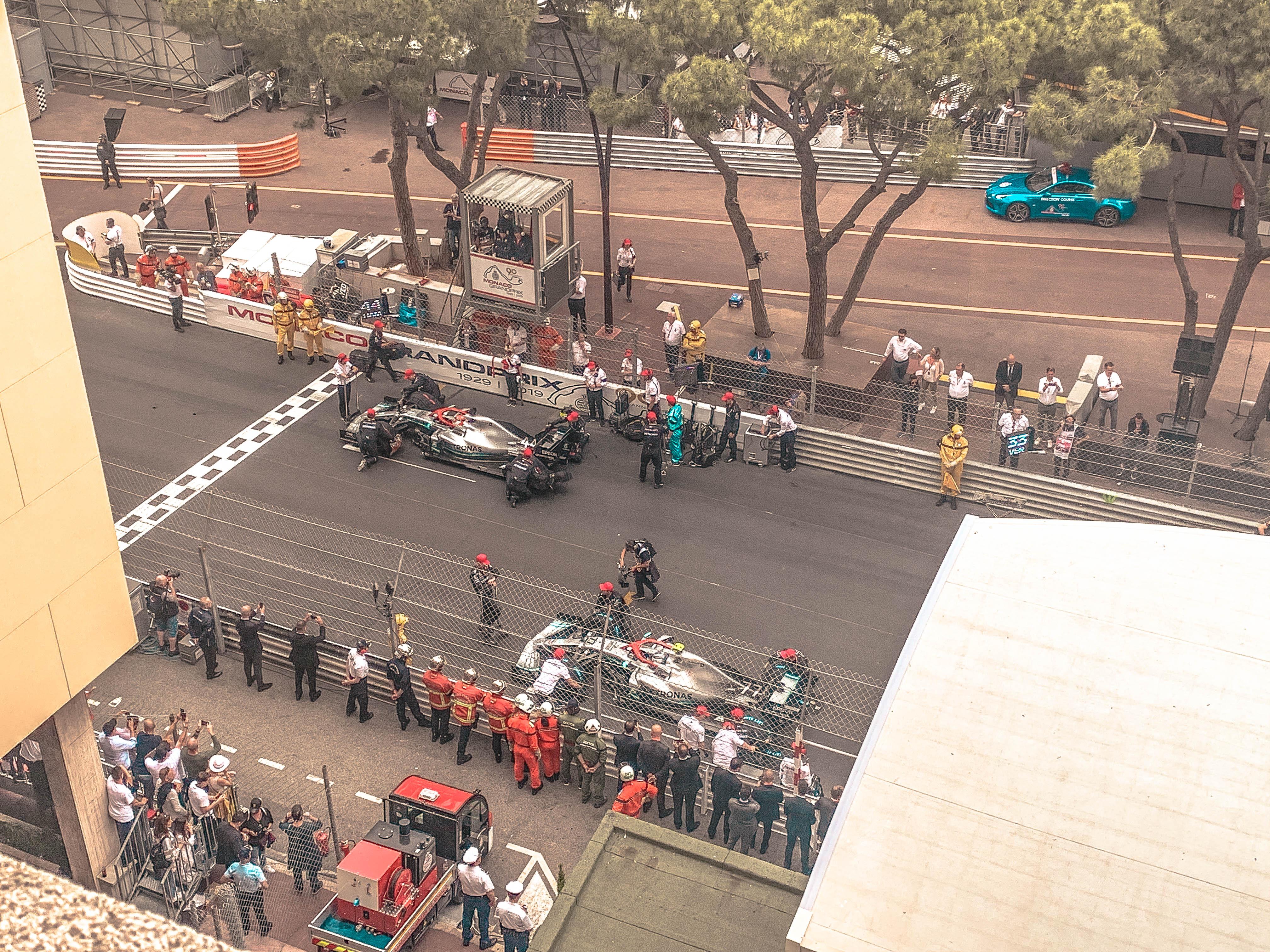 F1 a Monte Carlo