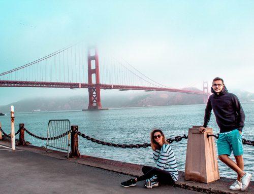 FIRST STOP: SAN FRANCISCO