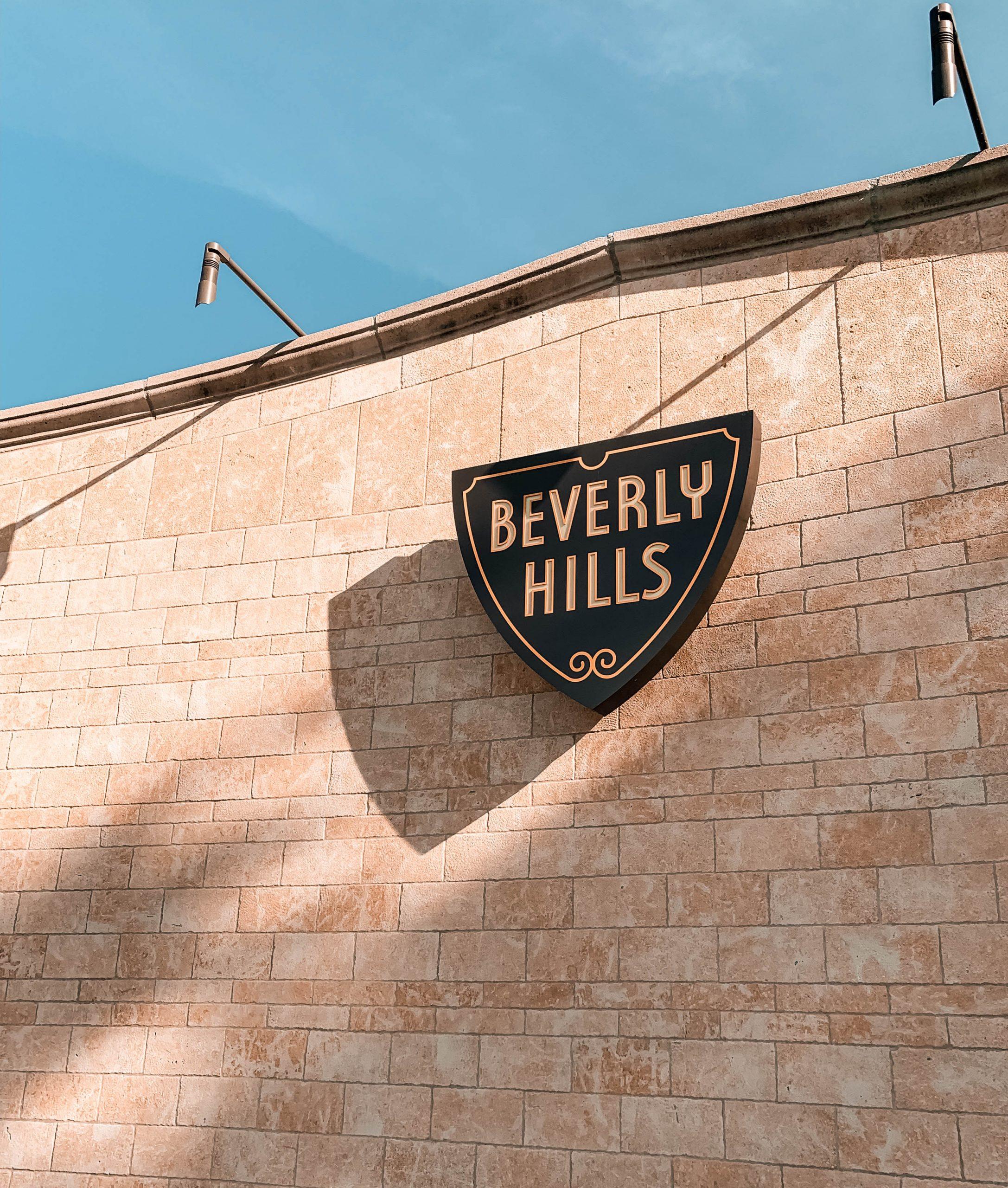 Beverly Hills emblem